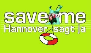 Save me Kampagne Hannover