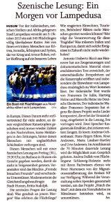 Husumer Nachrichten 29.03.2015
